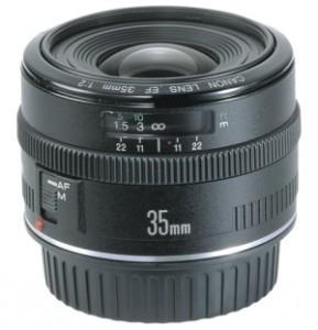EF 35mm/2 -objektiivi