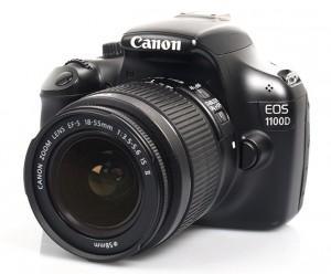 Canon EOS 1100D -kamera