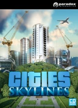 Cities: Skylinesin kansi