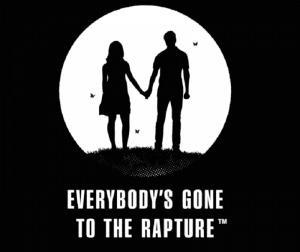Everybody's Gone to the Rapturen kansi