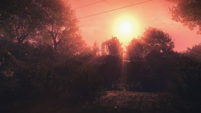 Aurinko nousee (tai laskee)